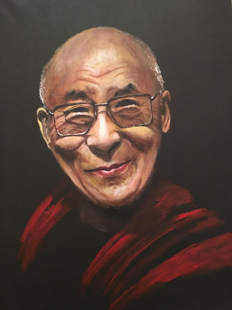 Tenzin Geyazo - Dalai Lama