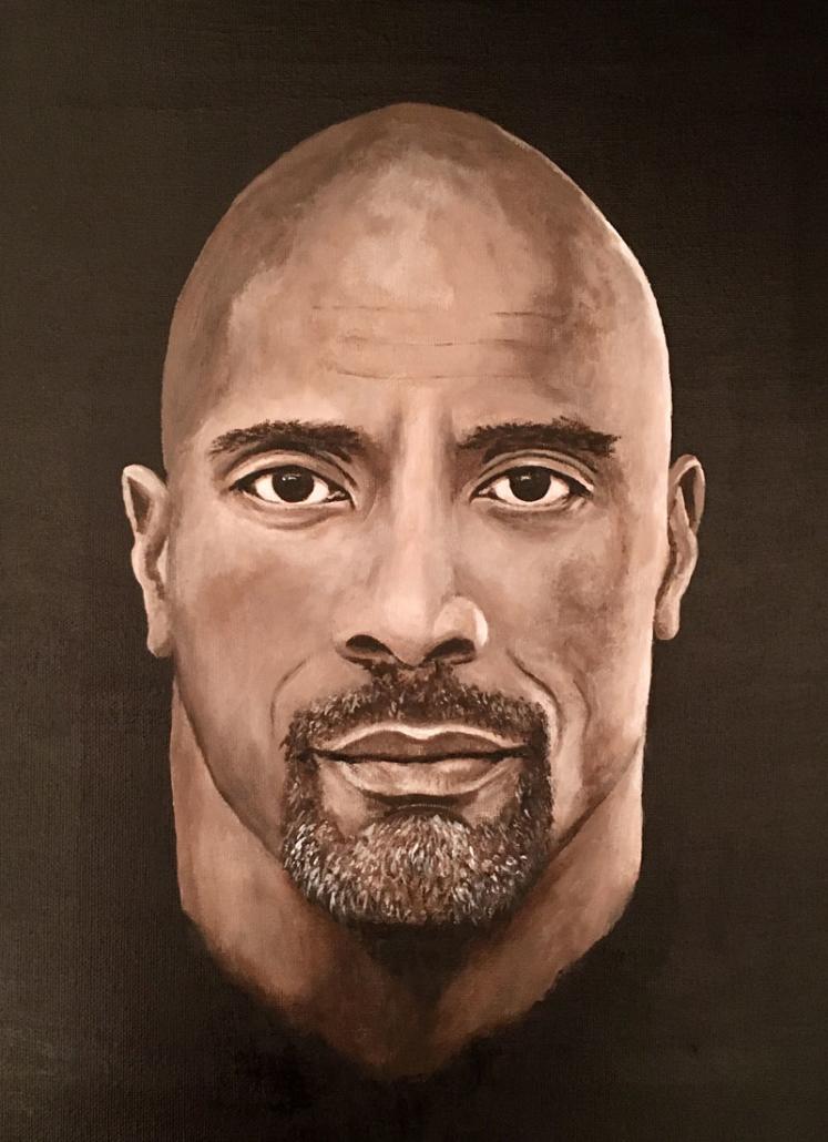 Dwayne Johnson - The Rock